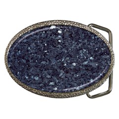 Granite Blue Black 1 Belt Buckles