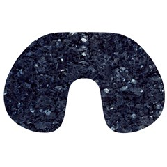GRANITE BLUE-BLACK 1 Travel Neck Pillows