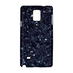 Granite Blue Black 1 Samsung Galaxy Note 4 Hardshell Case