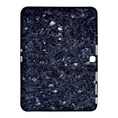 Granite Blue Black 1 Samsung Galaxy Tab 4 (10 1 ) Hardshell Case