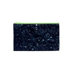 GRANITE BLUE-BLACK 1 Cosmetic Bag (XS)