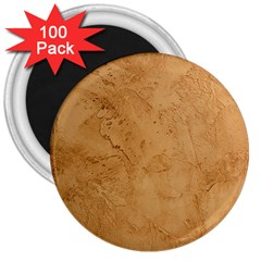 FAUX STONE 3  Magnets (100 pack)