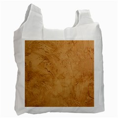 FAUX STONE Recycle Bag (Two Side)