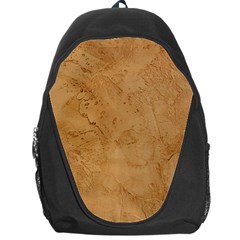 FAUX STONE Backpack Bag