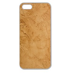 FAUX STONE Apple Seamless iPhone 5 Case (Clear)
