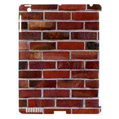 COLORFUL BRICK WALL Apple iPad 3/4 Hardshell Case (Compatible with Smart Cover)