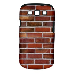 COLORFUL BRICK WALL Samsung Galaxy S III Classic Hardshell Case (PC+Silicone)