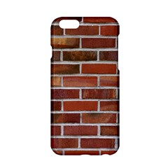 COLORFUL BRICK WALL Apple iPhone 6/6S Hardshell Case