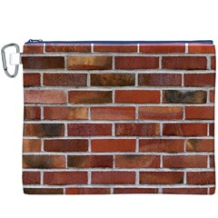 COLORFUL BRICK WALL Canvas Cosmetic Bag (XXXL)
