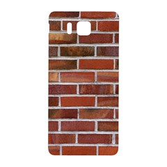 COLORFUL BRICK WALL Samsung Galaxy Alpha Hardshell Back Case