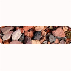 COLORED ROCKS Large Bar Mats
