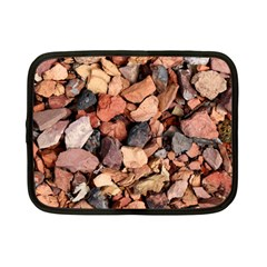 COLORED ROCKS Netbook Case (Small)