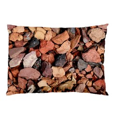 Colored Rocks Pillow Cases