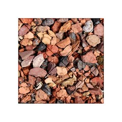 Colored Rocks Acrylic Tangram Puzzle (4  X 4 )