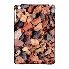 COLORED ROCKS Apple iPad Mini Hardshell Case (Compatible with Smart Cover)