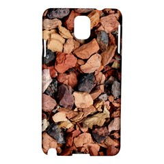 COLORED ROCKS Samsung Galaxy Note 3 N9005 Hardshell Case