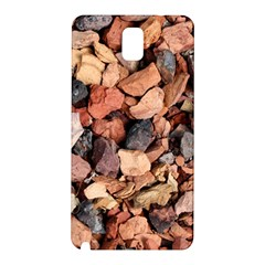 COLORED ROCKS Samsung Galaxy Note 3 N9005 Hardshell Back Case