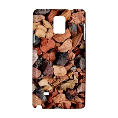 COLORED ROCKS Samsung Galaxy Note 4 Hardshell Case