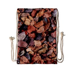 COLORED ROCKS Drawstring Bag (Small)