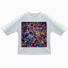 COLORED PEBBLES Infant/Toddler T-Shirts