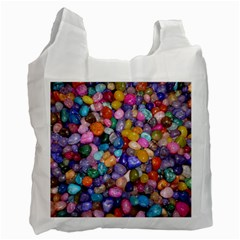 COLORED PEBBLES Recycle Bag (One Side)