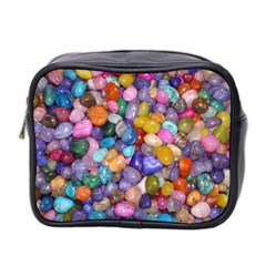 COLORED PEBBLES Mini Toiletries Bag 2-Side