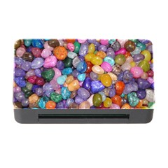 COLORED PEBBLES Memory Card Reader with CF