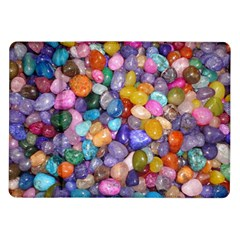 COLORED PEBBLES Samsung Galaxy Tab 10.1  P7500 Flip Case