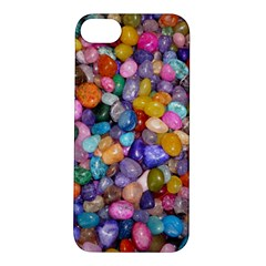 COLORED PEBBLES Apple iPhone 5S Hardshell Case