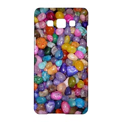 COLORED PEBBLES Samsung Galaxy A5 Hardshell Case