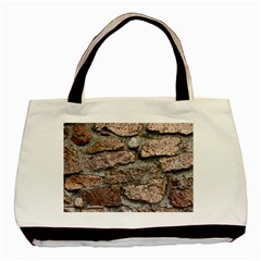 CEMENTED ROCKS Basic Tote Bag (Two Sides)