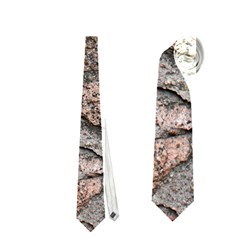 CEMENTED ROCKS Neckties (One Side)
