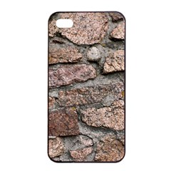 CEMENTED ROCKS Apple iPhone 4/4s Seamless Case (Black)
