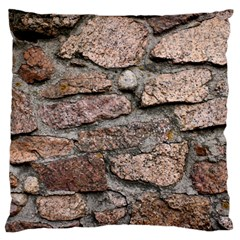 Cemented Rocks Standard Flano Cushion Cases (two Sides)