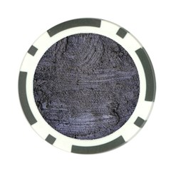 BLUE STUCCO TEXTURE Poker Chip Card Guards