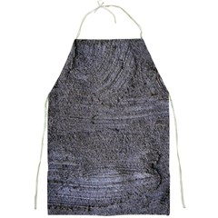 BLUE STUCCO TEXTURE Full Print Aprons