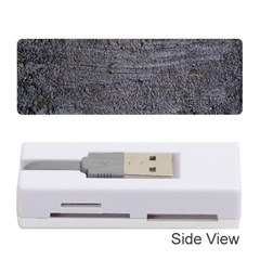 Blue Stucco Texture Memory Card Reader (stick)