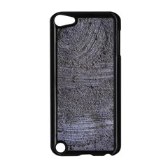 BLUE STUCCO TEXTURE Apple iPod Touch 5 Case (Black)