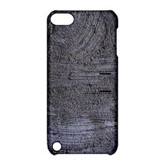 BLUE STUCCO TEXTURE Apple iPod Touch 5 Hardshell Case with Stand