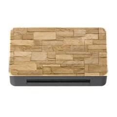 BLOCK WALL 2 Memory Card Reader with CF