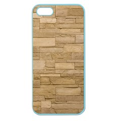 BLOCK WALL 2 Apple Seamless iPhone 5 Case (Color)