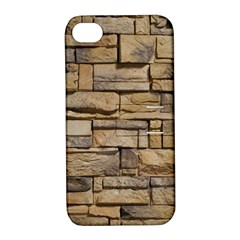 BLOCK WALL 1 Apple iPhone 4/4S Hardshell Case with Stand