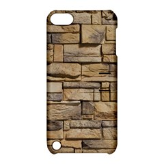 BLOCK WALL 1 Apple iPod Touch 5 Hardshell Case with Stand