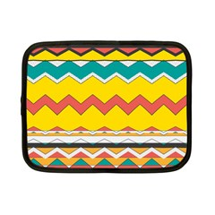 Zig zag Netbook Case (Small)