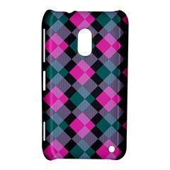 Argyle variation Nokia Lumia 620 Hardshell Case