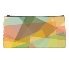 Fading shapes Pencil Case