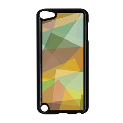 Fading shapes Apple iPod Touch 5 Case (Black)