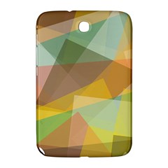Fading shapes Samsung Galaxy Note 8.0 N5100 Hardshell Case