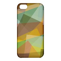 Fading shapes Apple iPhone 5C Hardshell Case