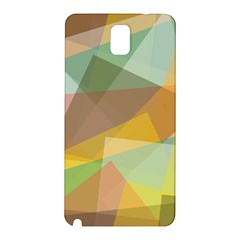 Fading shapes Samsung Galaxy Note 3 N9005 Hardshell Back Case